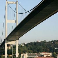 Brug over de Bosporus