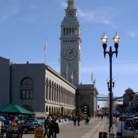 Toren van het Ferry Building