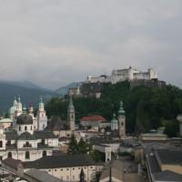 Salzburg en de Festung Hohensalzburg