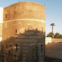 Deel van het Fort van Babylon