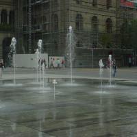 Fonteinen in Bern