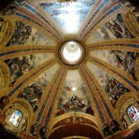 Koepel van de Basilica de San Francisco El Grande