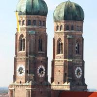 Torens van de Frauenkirche