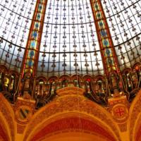 Koepel van Galeries Lafayette