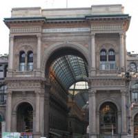 Op de Piazza del Duomo