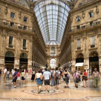 Overkoepeling in Milaan