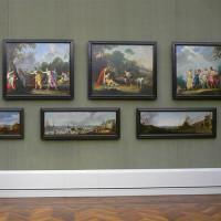 Schilderijen in de Gemäldegalerie