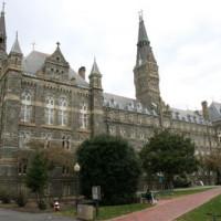Gebouw van Georgetown University