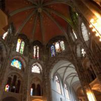 Interieur van de St. Gereon Kirche