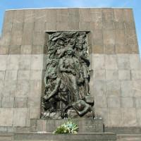 Monument Helden van het Getto