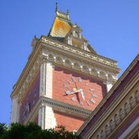 Toren aan Ghirardelli Square