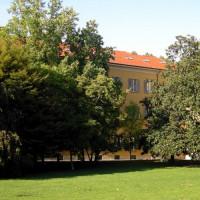 Gebouw aan de Giardino della Guastalla