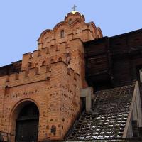 Dak van de Gouden Poort