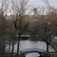 Beeld op het Gorky Park