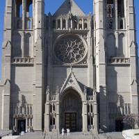 Voorkant van Grace Cathedral