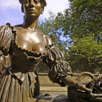 Standbeeld van Molly Malone