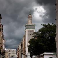 Minaret in Parijs