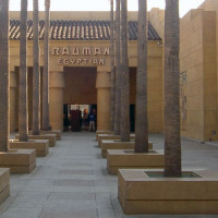 Deuren van het Grauman's Egyptian Theatre
