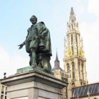 Standbeeld van Rubens
