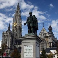 Rubens voor de Kathedraal