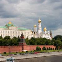 Totaalbeeld van het Groot Kremlinpaleis