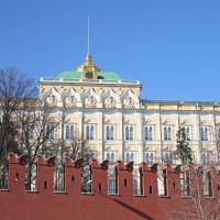 Gevel van het Groot Kremlinpaleis