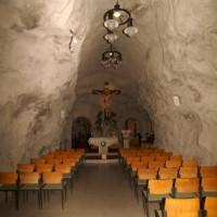 Binnen in de Grotkerk