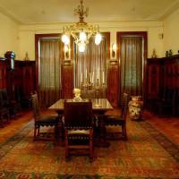 Eetkamer in het György Ráth Museum