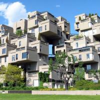 Blokjes van Habitat 67