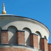 Detail van de Hagia Irene