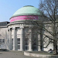 Beeld van de Hamburger Kunsthalle