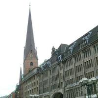 Toren van de Sint Petrikathedraal