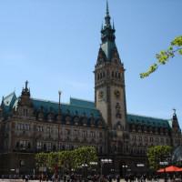 Gevel van het Stadhuis