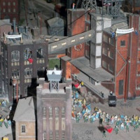 Mini stadsbeeld