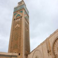 Toren van de Hassan II Moskee