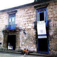 Gevel van het Museo de Arte Colonial