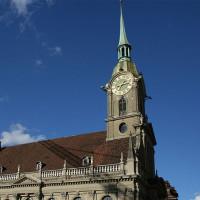 Toren van de Heiliggeistkirche