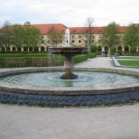De Hofgarten van München