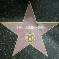 Ster van The Simpsons