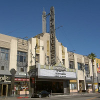 Theater in Hollywood