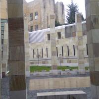 Deel van het Holocaust Herdenkingscentrum