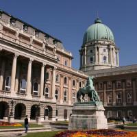 Beeld van de Hongaarse Nationale Galerij