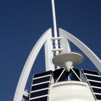 Top van de Burj al Arab