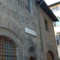 Beeld van het huis van Dante