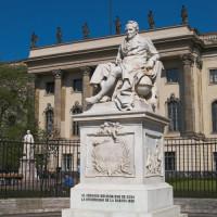 Beeld van Alexander von Humboldt