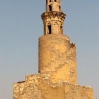 Minaret van de Ibn Tulun-moskee