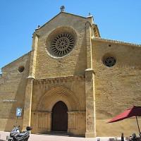 Gevel van de Iglesia de San Miguel