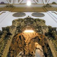 Interieur van de Iglesia del Sagrario