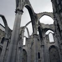 Ruïnes van de Igreja do Carmo