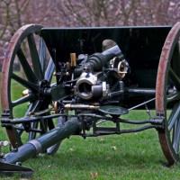Kanon aan het Imperial War Museum